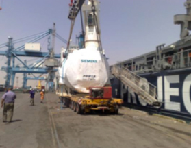 Projects Cargo Iraq
