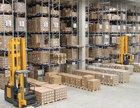 Warehousing Iraq